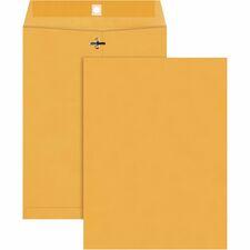 QUA 37790 Quality Park Extra Hvy-duty Kraft Clasp Envelopes QUA37790