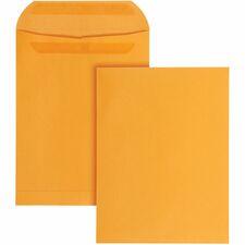 QUA 43662 Quality Park Redi-Seal Kraft Catalog Envelopes QUA43662