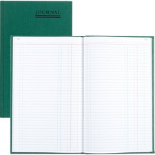 RED 56112 Rediform Emerald Series Hard Cover Journal Book RED56112