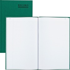 RED 56131 Rediform Emerald Series Account Book RED56131