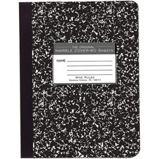 ROA77222 - Roaring Spring Tape Bound Composition Notebook