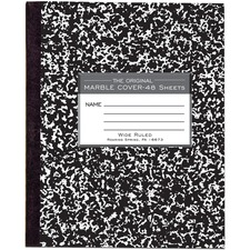 ROA 77333 Roaring Spring Tape Bound Composition Notebooks ROA77333