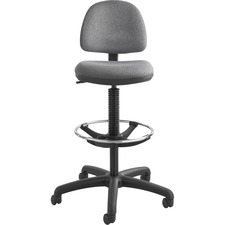 SAF 3401DG Safco Precision Extended-height Chair SAF3401DG