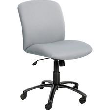 SAF 3491GR Safco Uber Big/Tall Mid-Back Chair SAF3491GR