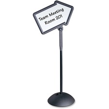 SAF 4173BL Safco Write Way Dual-sided Directional Sign SAF4173BL