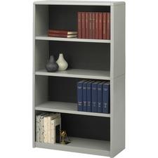 SAF 7172GR Safco ValueMate Steel Bookcases SAF7172GR