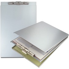 SAU 10017 Saunders Aluminum Top-Opening Storage Clipboards SAU10017