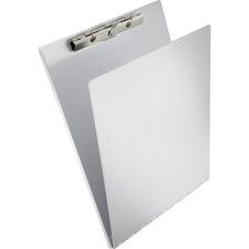 SAU 12017 Saunders Aluminum Clipboard w/ Writing Plate SAU12017