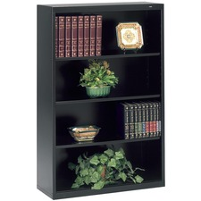TNN B53BK Tennsco Welded Bookcase TNNB53BK