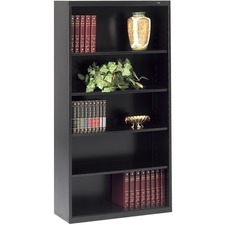 TNN B66BK Tennsco Welded Bookcase TNNB66BK