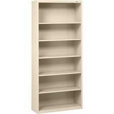 TNN B78PY Tennsco Welded Bookcase TNNB78PY