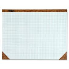 TOP 7950 Tops Quadrille Ruled Paper Desk Pads TOP7950
