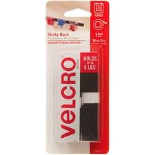 VEK 90078 VELCRO Brand General Purpose Sticky Back Tape VEK90078