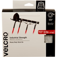VEK 90198 VELCRO Brand Industrial Strength Hook / Loop Tape VEK90198