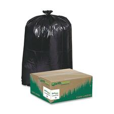 WBI RNW4050 Earthsense Commercial Linear Low Density Recycled Can Liners WBIRNW4050
