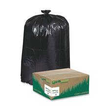 WBI RNW4850 Earthsense Commercial Linear Low Density Recycled Can Liners WBIRNW4850