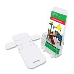 Deflect-o Foldem-Up Leaflet Size Pocket
