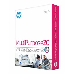 HP Ultra White Letter Paper - 20 lb - 96 bright - 500 sheets