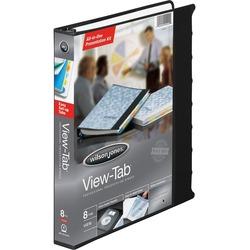Wilson Jones View-Tab Presentation Binder 1