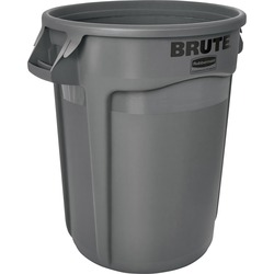 Rubbermaid Brute Round Containers without Lid