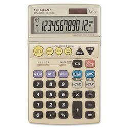 Sharp EL782CS Desktop Calculator