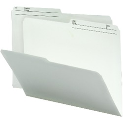 Smead Reversible Letter File Folder 10340 Ivory 100 pack