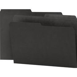 Smead Reversible Letter File Folder 10364 - Black 100 pack