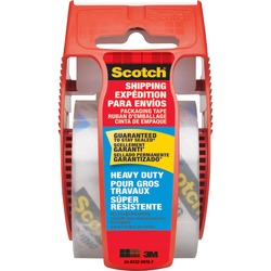 3M Scotch High Performance Mailing Tape with Dispenser