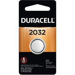 Duracell DL 2032 - 3-volt Lithium General Purpose Battery