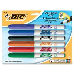BIC Valleda Grip/Great Erase Whiteboard Marker