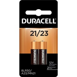 Duracell Coppertop Alkaline Security Devices Battery 12-volt - 2 pk