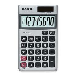 Casio SL300SVSCH Handheld Calculator