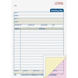 Adams Packing Slip Book | by Plexsupply