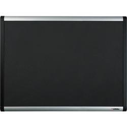 LORELL Mesh Bulletin Board Aluminum 4' x 6'