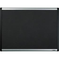 LORELL Mesh Bulletin Board Aluminum 3' x 4'