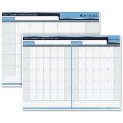 Quartet 30/60 Day Laminated Planner 23 x 30