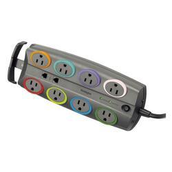 Kensington SmartSockets K62691 8-Outlets Premium Surge Suppressor
