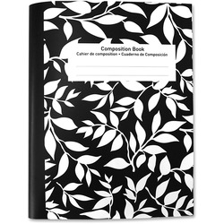 Sparco Recycled College Ruled Composition Book - 80 pages