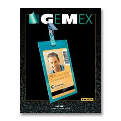 Gemex CW658 Security I.D Card Vertical Badge Holder
