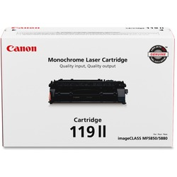 Canon CRG-119II Original Toner Cartridge - Black