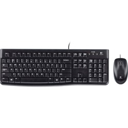 Logitech MK120 Keyboard and Mouse