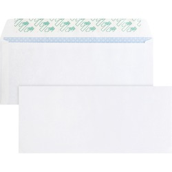 Business Source # 10 Peel-To-Seal Security Envelopes - 500 pk