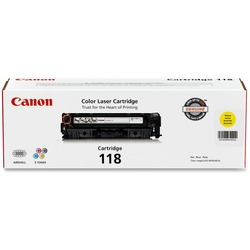 Canon CART118Y Toner Cartridge
