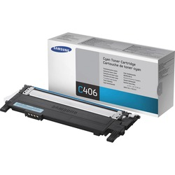 Samsung CLT-C406S Toner Cartridge