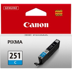 Canon CLI251 Cyan Ink Cartridge