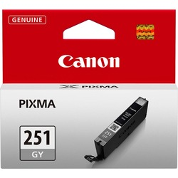 Canon CLI251 Gray Ink Cartridge