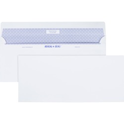 Quality Park # 10 Reveal-N-Seal Business Envelope