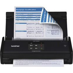 Brother Colour Sheetfed Scanner - 600 dpi Optical
