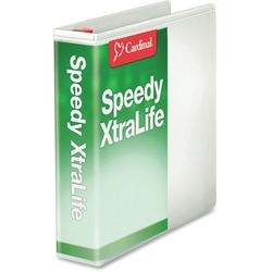 Cardinal Speedy XtraLife Slant D-ring View Binder 2