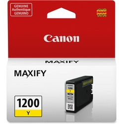 Canon PGI-1200 Original Ink Cartridge - Yellow